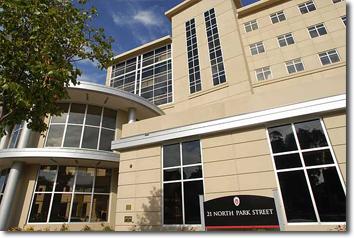 21 N Park St Building