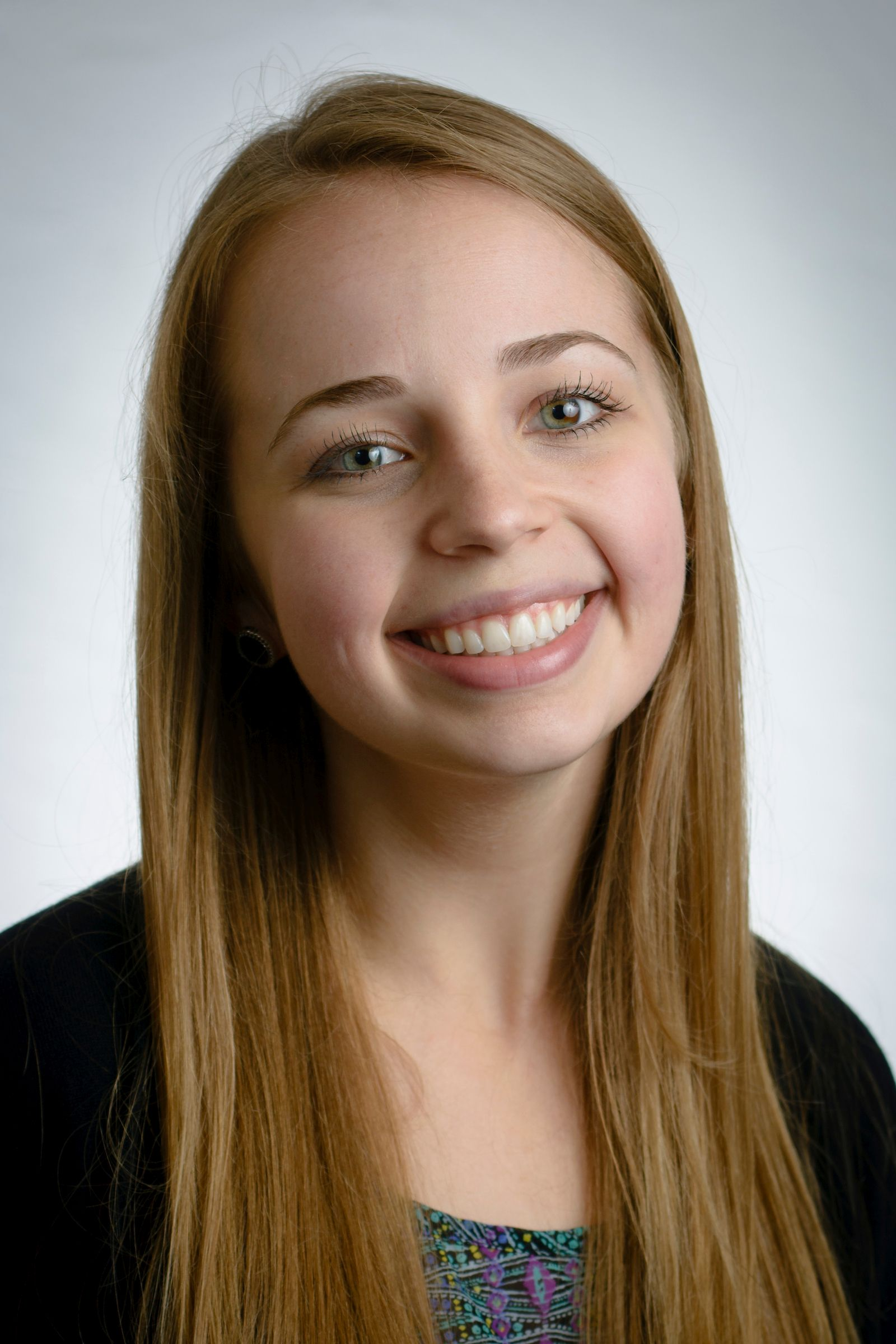 Staff Photo of Haley Zielinksi
