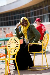 ACSSS Student Ummulkhair Drammeh