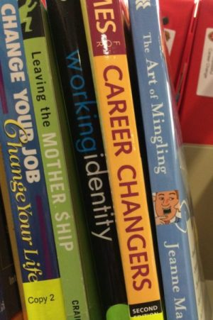 career change books
